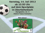 1.Bürger Turnier 2012